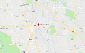 Map: 8536 Crow Drive, Macedonia, Ohio